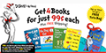 Dr. Seuss Book Club Coupons Logo