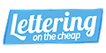 LetteringOnTheCheap Coupons Logo