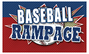 Baseball Rampage Coupons Logo