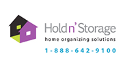 Hold n' Storage Coupons Logo