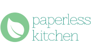 Paperless Kitchen Coupons Logo