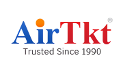 AirTkt Coupons Logo