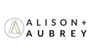 Alison + Aubrey Coupons Logo