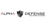 Alpha Defense Gear Coupons Logo