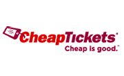 CheapTickets Coupons Logo