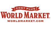World Market Coupons Logo