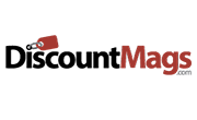 DiscountMags.com Coupons Logo