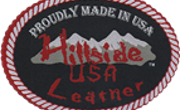 Hillside Leather Coupons Logo