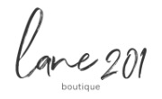Lane 201 Boutique Coupons and Promo Codes
