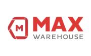 Max Warehouse Coupons and Promo Codes