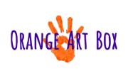 Orange Art Box Coupons Logo