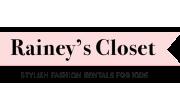 Rainey's Closet Coupons Logo