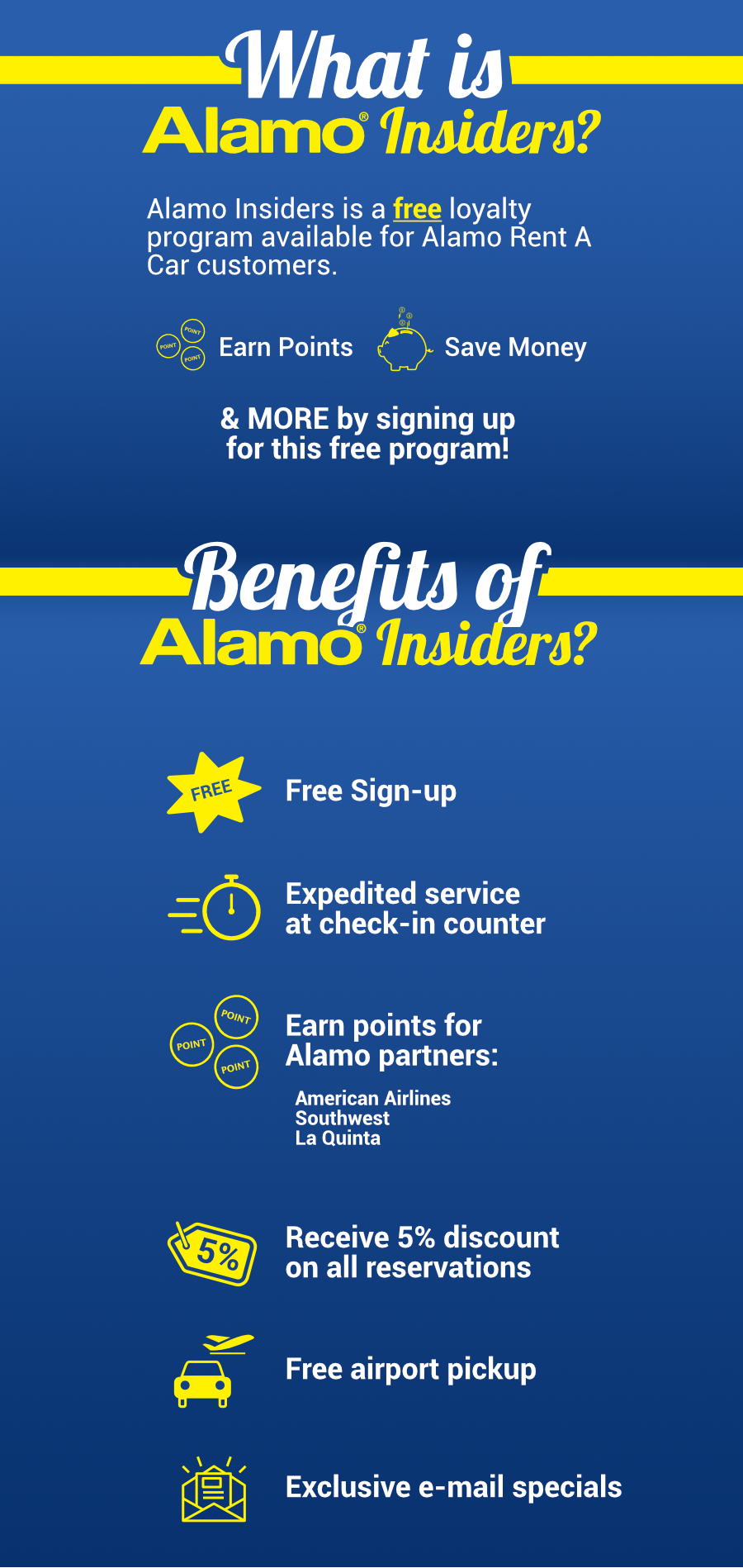 DRIVER FOR ALAMO INSIDERS FREE ADDITIONAL