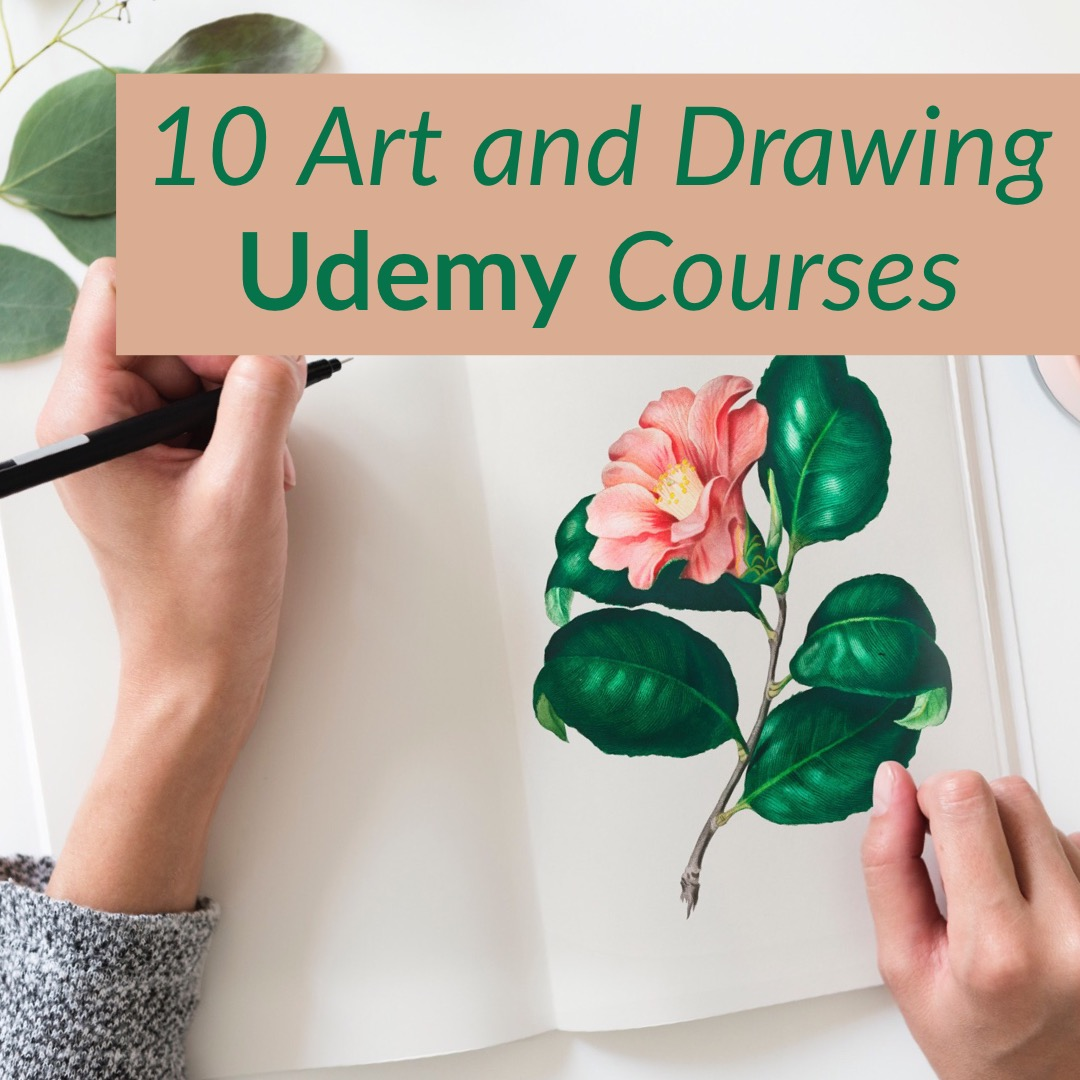 10 Best Udemy Courses Online for Art and Drawing - CouponCause com