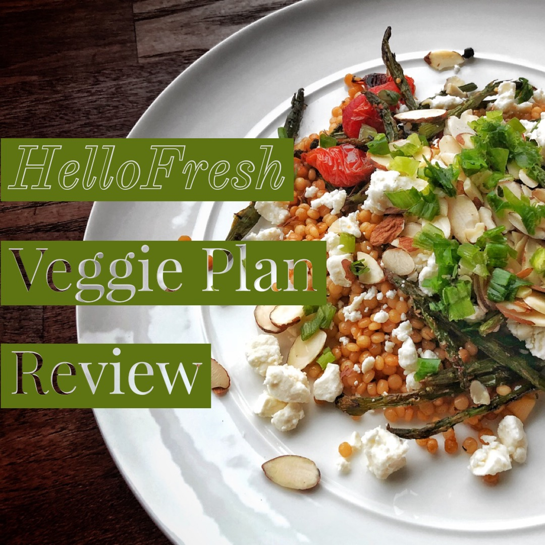Hellofresh Meal Kit Delivery Service Quality Reviews