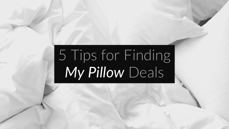 Quick Tips For Finding A My Pillow Promo Code Couponcause Com